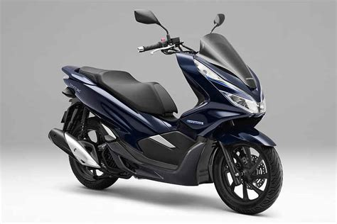 Honda Pcx 2018 Tokyo Motor Show by Menanti Hadirnya Skutik Baru Honda Pcx 2018 Gilamotor