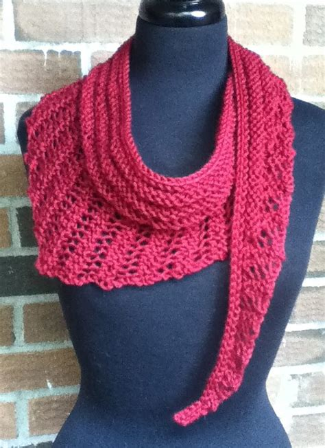 free knitting pattern for a scarf easy scarf knitting patterns in the loop knitting