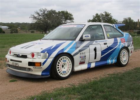 Ford Focus Rally Car For Sale by Ford Rs Cosworth Rally Car For Sale On Bat Auctions