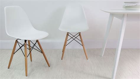 Inspired Home Interiors eames dining chair high quality uk fast delivery