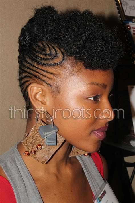 braided mohawk with 101 black hair ideas part one becomes you