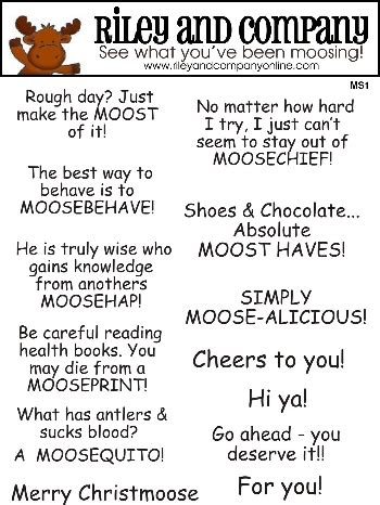 how to make rubber st in word moose quotes quotesgram