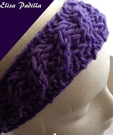 knitting loom headband 23 best images about loom knitting headbands on