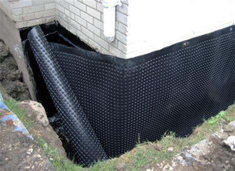 basement wall leak repair basement waterproofing leaky basement repair northern