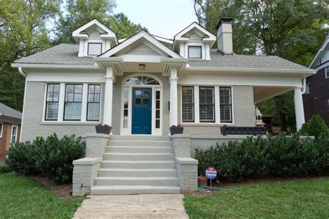 houses painted gray if by blue you grey exterior house paint ideas