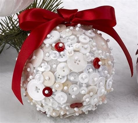 cool tree ornaments 50 button craft ideas for of every age season and