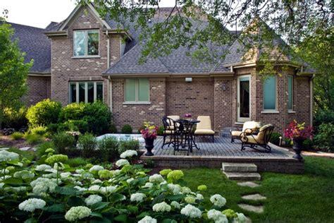 raised paver patio designs 60 patio designs ideas design trends premium psd