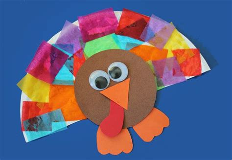turkey construction paper craft crafts actvities and worksheets for preschool toddler and