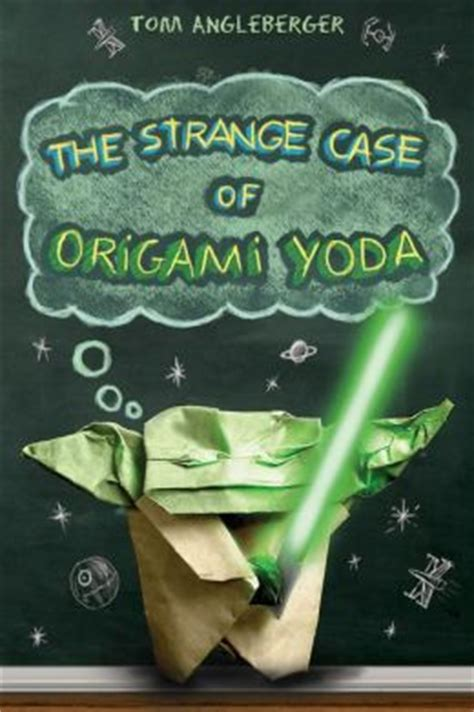 origami yoda book series server error