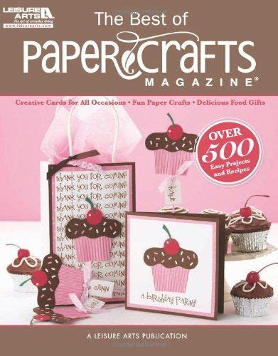 crafts with magazine paper paper crafts magazine cards
