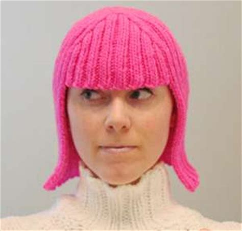 knits hair knitted wigs meg reardon s diy style statement signals