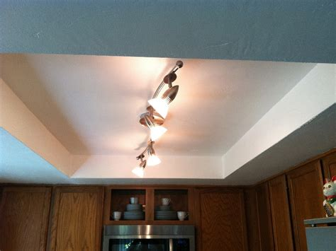 ceiling light kitchen consider it done construction kitchen ceiling lighting