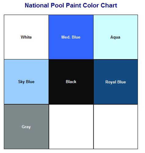 paint colors for pool premium epoxy swimming pool paint