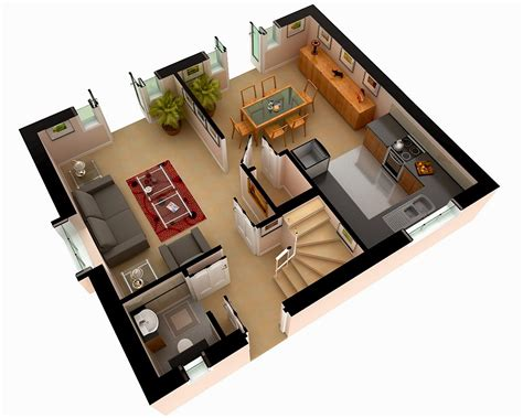 Home Design With Layout 3d floor layouts olive garden interior