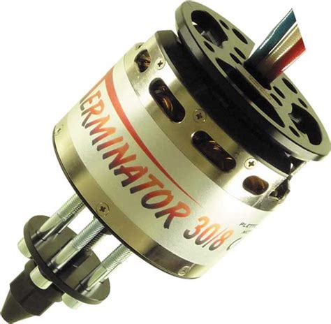 Aircraft Electric Motors by R C Aircraft Brushless Bldc Electric Motor Terminator