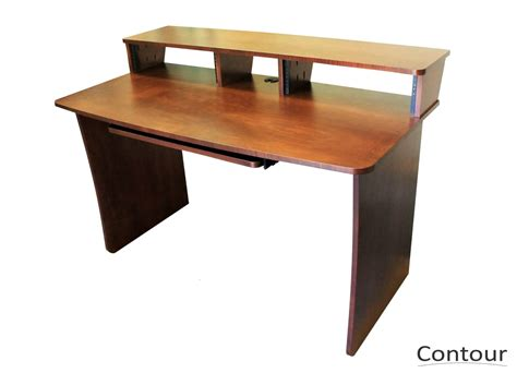 home studio desk workstation m gear design contour workstation recording studio desk