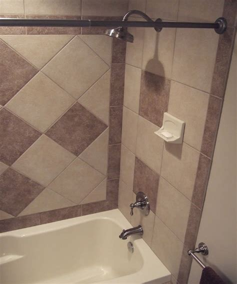 tile designs for small bathrooms small bathroom tile designs daltile bend style