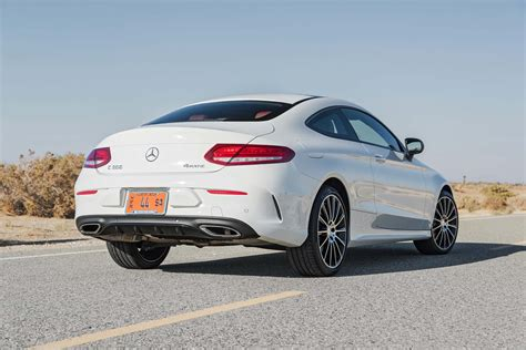 Mercedes 4matic C300 by Mercedes C300 Coupe 4matic 2017 Motor Trend Car Of