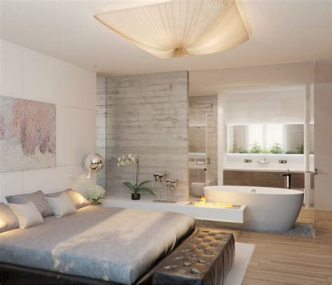 bathroom in bedroom ideas hotel bath ideas for the master bedroom