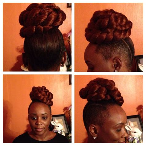 hairstyles with kanekalon hair 17 best images about styles i love on pinterest wand