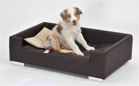 canap 233 pour chien brun beige panier chien et corbeille