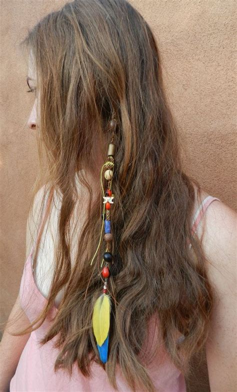 how to bead hair 17 best images about hair wraps braids on