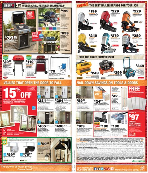 home depot paint sale black friday home depot labor day 2016 sale ad mailer coupons