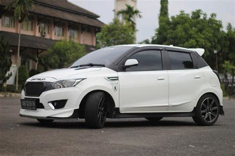 Modifikasi Mobil Hatchback by 25 Modifikasi Datsun Go Panca Hatchback Go Plus Otodrift