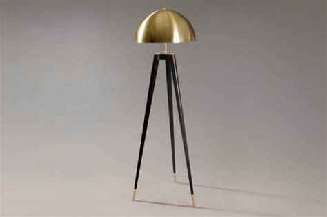 Modern Interior Designer 25 absolutely not boring tripod floor lamp designs