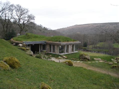 Earth Sheltered House Plans file eco house near manaton geograph org uk 1195197
