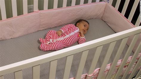 bumpers for baby crib stop using crib bumpers doctors say cnn