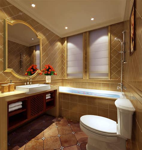 bathroom model luxury bathroom 3d model max cgtrader