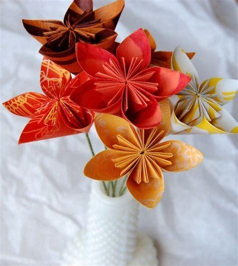 origami flower wedding origami wedding flowers origami flower ideas