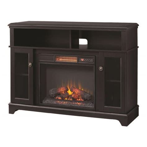 Home Depot Electric Fireplaces by Home Decorators Collection Ravensdale 48 In Media Console