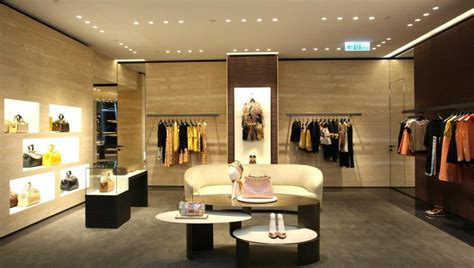 Home Design Showrooms Nyc fendi flagship store new interior design concept cpp luxury
