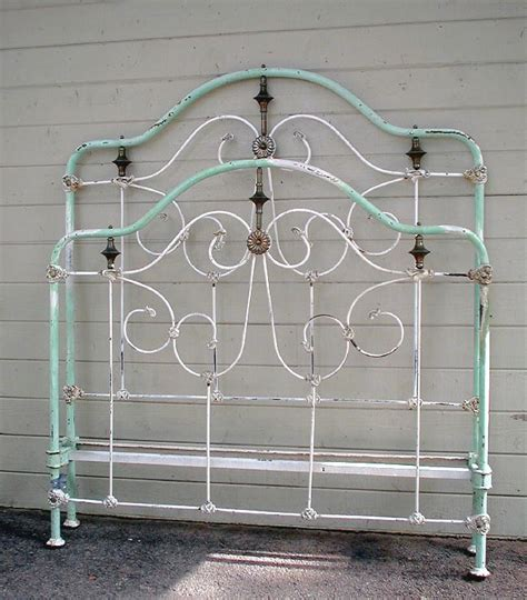 antique wrought iron bed frame why buy an antique iron bed 171 cathouse beds