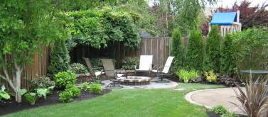 garden ideas for backyard simple landscaping ideas for a small space simple