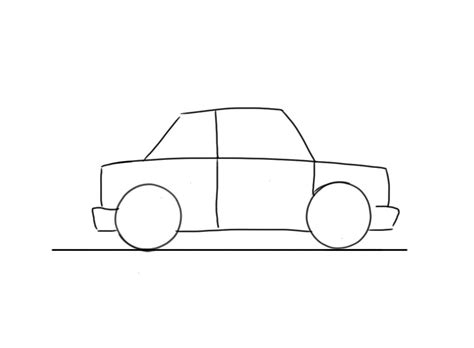 how to draw a car 8 steps with pictures wikihow easy car to draw for junior car designer