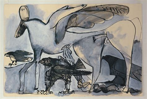 picasso paintings of horses avante garde at picasso