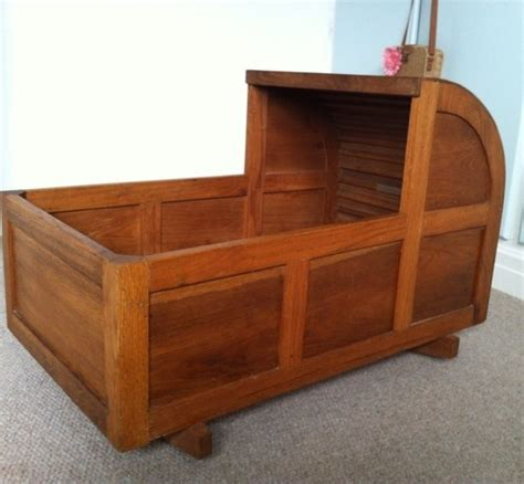 solid oak baby cribs antique baby crib solid oak historic baby