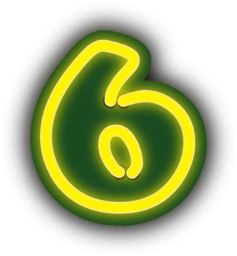 number six number six clip at clker vector clip