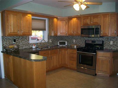 honey oak kitchen cabinets bathroom wall cabinet honey oak image mag