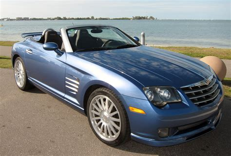 Chrysler Crossfire Srt 6 by Chrysler Crossfire Srt 6 For Sale