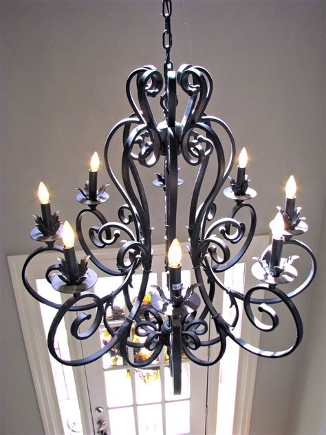 home chandelier homemadeville your place for inspiration home