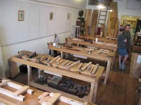 shop class popular woodworking road trip to roy underhill s quot the woodwright s school quot