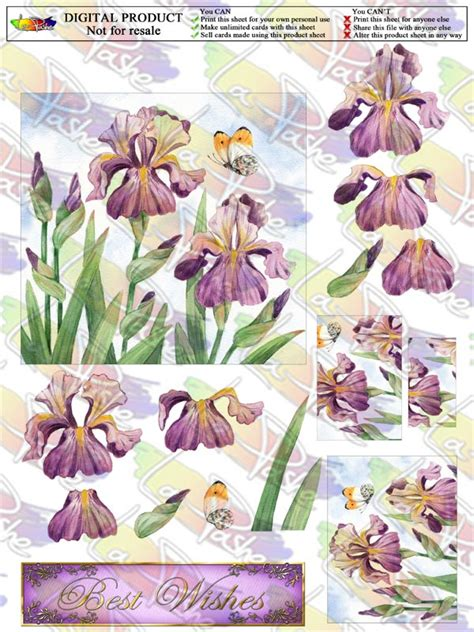 free printable decoupage images 5 best images of free printable for cards decoupage free