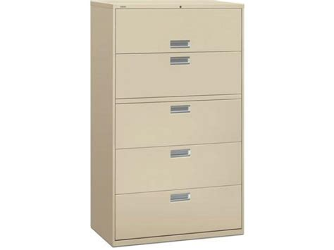 five drawer lateral file cabinet five drawer lateral file cabinet hon 36 quot 5 drawer