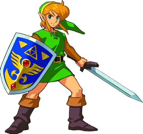a link to the past the legend of a link to the past characters