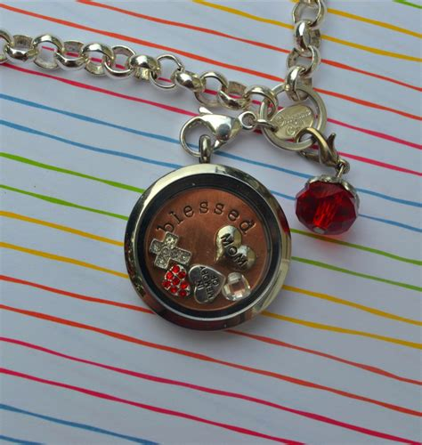 how much is an origami owl necklace origami owl necklace in honor of my plus a giveaway