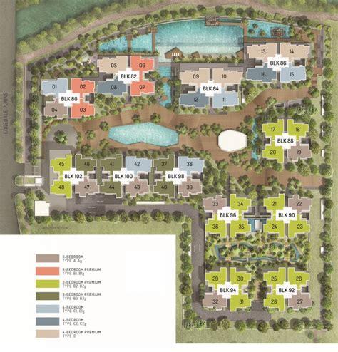 site plan the terrace ec site plan